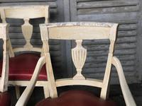 Set of 8 French Directoire Dining Chairs (9 of 16)