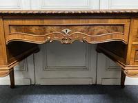 Fine Quality Burr Walnut Desk (3 of 25)