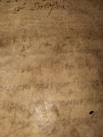 1440 A.D Medieval James ll of Scotland Period Vellum Document (5 of 13)
