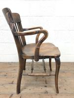 Early 20th Century Desk Chair (9 of 11)