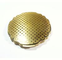 Beautiful Enamel Stratton Loose Foundation Compact 1960s (6 of 8)