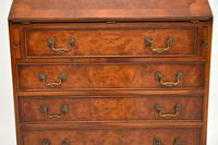 Antique Burr Walnut  Writing  Bureau (2 of 12)
