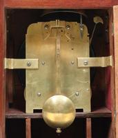 Regency Mahogany Bracket Clock by Thomas Connald (2 of 8)