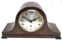 Napoleon Hat Shaped Mantel Clock – Musical Westminster Chiming 8-day Mantle Clock (2 of 10)