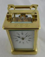 Brass Cased Carriage Clock (4 of 4)