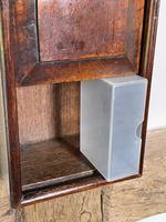 George III Oak Hanging Candle Box (3 of 8)