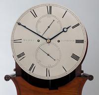 Mclaren Of Edinburgh Regency Regulator Clock (5 of 7)