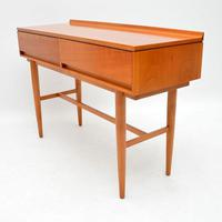 1960's Vintage Satin Wood Side Table by Beresford & Hicks (4 of 10)