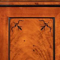 Regency pale mahogany pedestal sideboard (7 of 8)