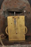 18th Century Dutch Marquetry Longcase Clock (13 of 16)