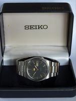 Gents Seiko wrist watch, 1990 (2 of 4)