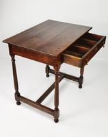 Early 18th Century Side Table (5 of 9)