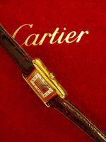 Cartier Ladies Tricolour Watch (2 of 4)