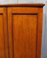 Small Mahogany Bedroom or Office Cabinet. 19th Century (5 of 10)