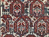 Antique Khamseh Rug 1.91m x 1.31m (9 of 13)