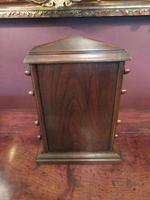 Large Antique Polished Oak Perpetual Desk Calendar (3 of 6)