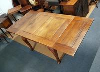 Oak Dining Table (2 of 4)