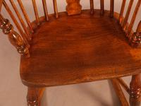 Windsor Rocking Chair in Ash & Elm (7 of 7)
