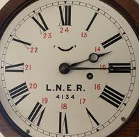 LNER Genuine Railway Clock (8 of 11)