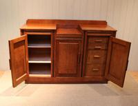 Early 20th Century Golden Oak Sideboard (10 of 10)