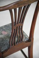 Pair of Antique Chippendale Style Dining Chairs (12 of 12)
