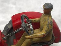 1950's Dinky Toys Massey Harris Red Tractor Plough Manure Spreader Disc Harrow (16 of 36)