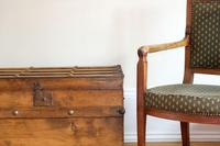 Pair of 19th Century French Walnut Armchairs (21 of 21)
