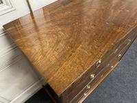 Superb Quality Walnut Chest of Drawers (5 of 18)