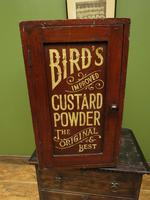 Antique Victorian Table Top Birds Custard Cabinet, Shop Display Piece (9 of 13)