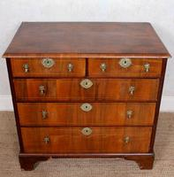 18th Century Chest of Drawers Swedish Inlaid Walnut (2 of 12)