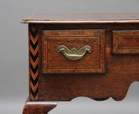 Decorative 18th Century Oak Lowboy (9 of 9)