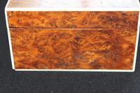 Vickery of London Bird's Eye Maple Cigarette Box (2 of 7)