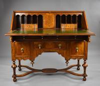 William & Mary Style Walnut Bureau (3 of 16)