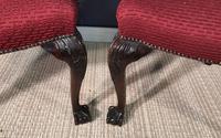 Pair of Mahogany Desk Chairs c.1920 (8 of 15)