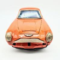 1960s Friction Japan Tin Aston Martin Db6 Asahi Atc Mib Toy Car (2 of 7)