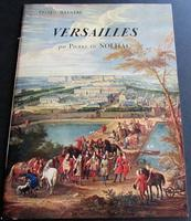 1909 Versailles French Journal.   William Morris Advert.  Folio Sized Coloured Plates