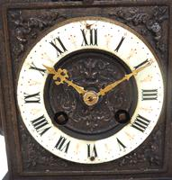 Antique French Tower Model 8-day Gothic Tower Mantle Clock (11 of 13)