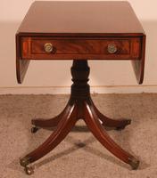 Small Pembroke Table 19th Century in Mahogany (5 of 12)