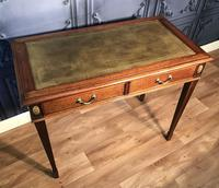 Mahogany Writing Table (4 of 13)