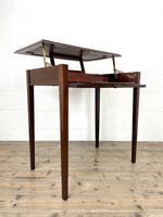 Edwardian Mahogany Metamorphic Writing Desk by Edwards & Sons (2 of 10)