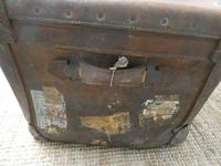 English Leather Steamer Trunk (5 of 12)