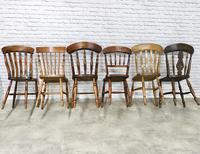 A Harlequin Set of 6 Kitchen Chairs (7 of 7)