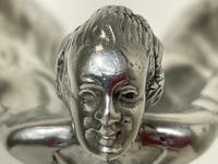Elegant Nubile Rolls Royce Spirit of Ecstasy Wraith Car Mascot Sculpture Charles Sykes (42 of 43)