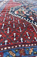 Old Khamseh tribal carpet 260x186cm (5 of 7)