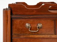 Pair of  Mahogany Queen Anne Style Bedside Cabinets (11 of 12)