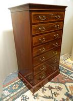 Mahogany Chest of Drawers - Maple & Co (3 of 6)