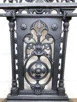 Victorian Cast Iron Umbrella Stand – Coalbrookdale Style (6 of 9)