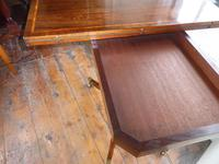English Regency Card Table (6 of 9)