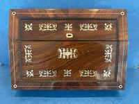 William IV Mother of Pearl Inlaid Lap Desk (6 of 15)