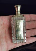 Antique 14ct Rose Gold Scent Bottle, 19th Century, Dutch, Cased (15 of 15)